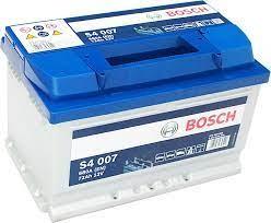 Batterie 12 V 72 AH LxBxH 278 x 175 x 175 - +
