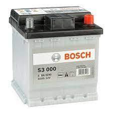 Batterie 12 V 40 AH LxBxH 175 x 175 x 190 - +