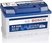 Batterie EFB 12 V 60 AH LxBxH 242 x 175 x 190 - +
