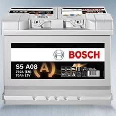 Batterie AGM 12 V 60 AH LxBxH 242 x 175 x 190 - +